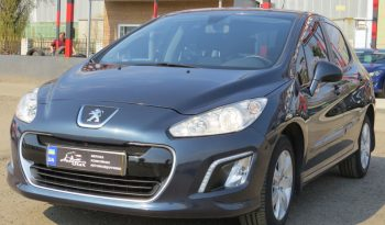 Peugeot 308 Hatchback (5d) Restail 2011 full