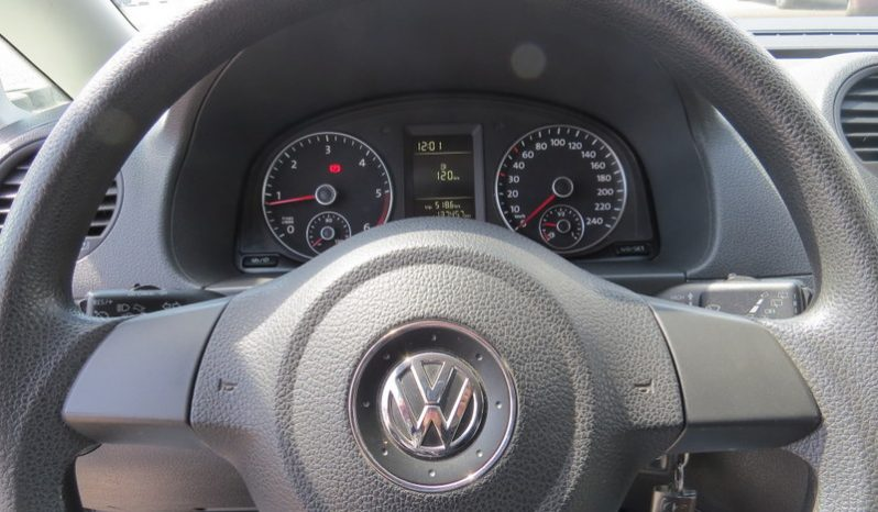 Volkswagen Caddy пасс. 2013 full