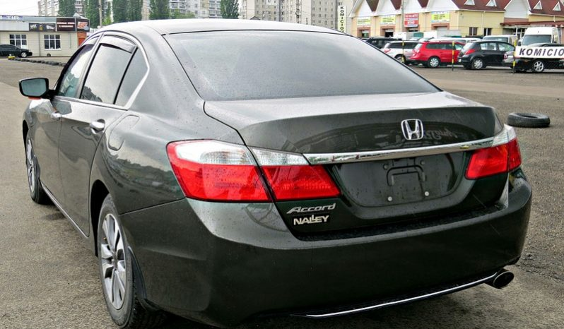 Honda Accord 2014 full