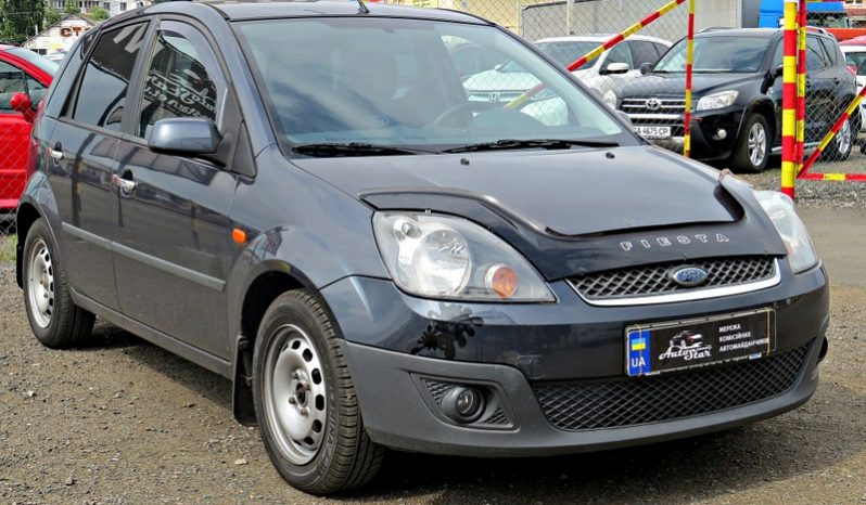 Ford Fiesta 2007 full