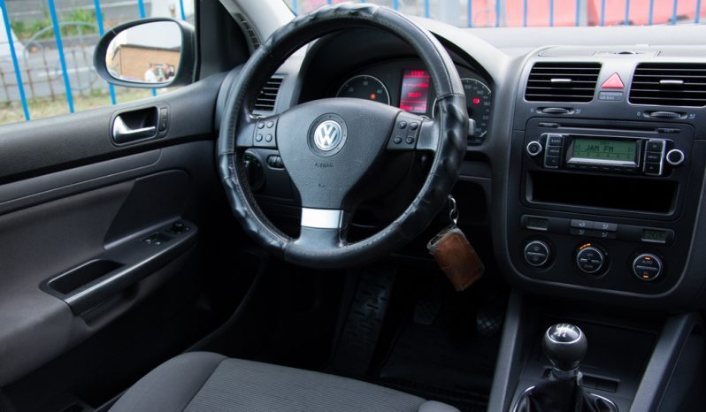 Volkswagen Golf V 1.9 TDI 2008 full