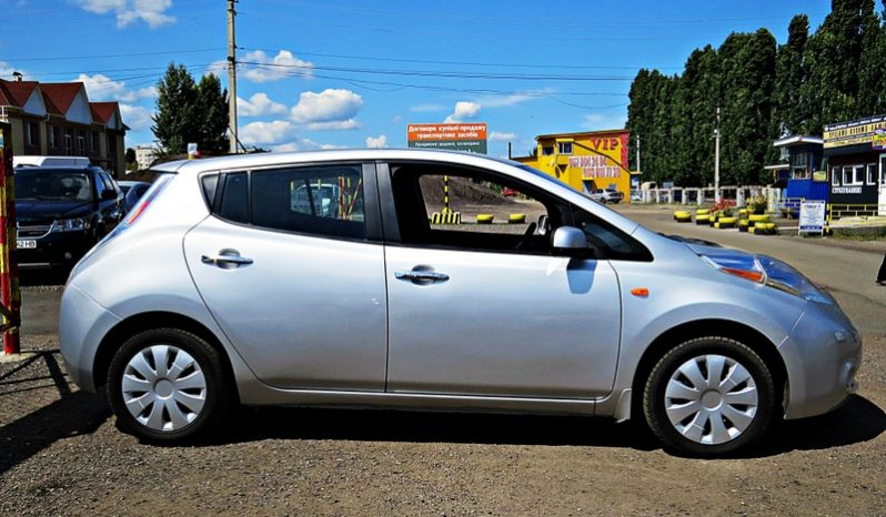 Nissan Leaf 2013 full