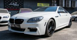 BMW 650 M-package 2011