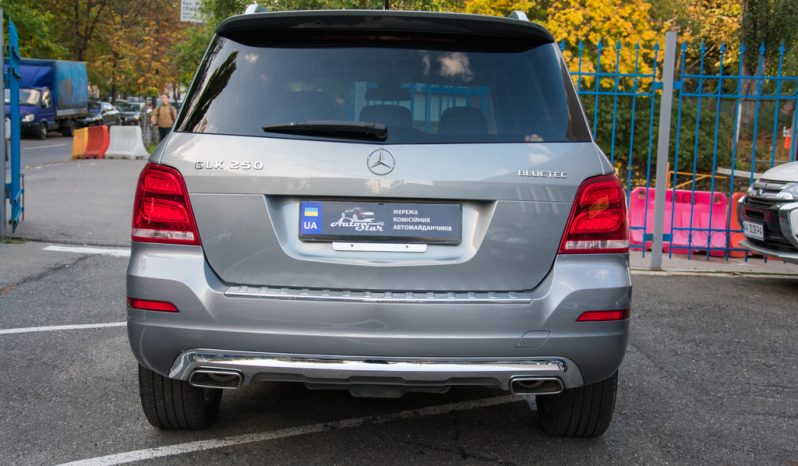 Mercedes-Benz GLK 220 2014 full