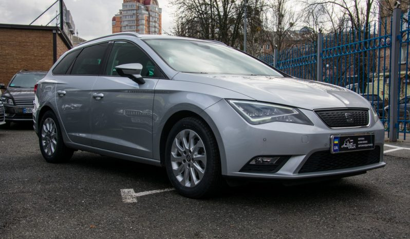 Seat Leon Ecomotive 2016 full