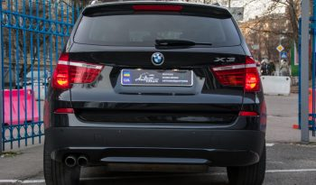 BMW X3 xDrive 28i 2013 full