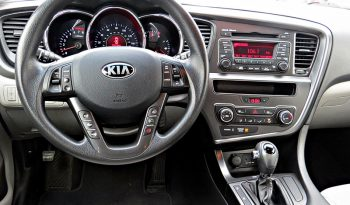 Kia Optima 2012 full