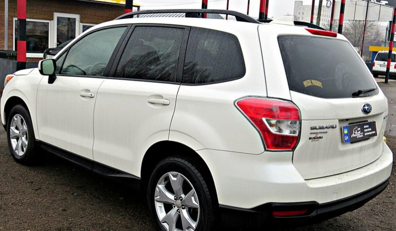 Subaru Forester 2016 full