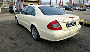 Mercedes-Benz E 220 2008 full