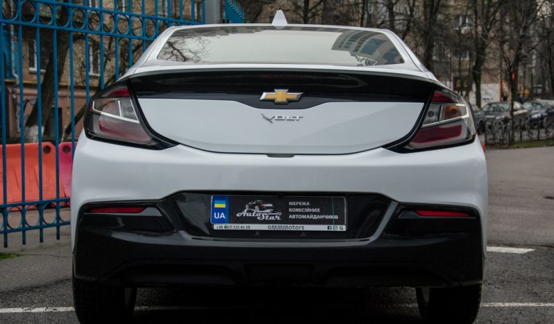 Chevrolet Volt 2016 full