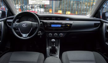 Toyota Corolla City 2013 full