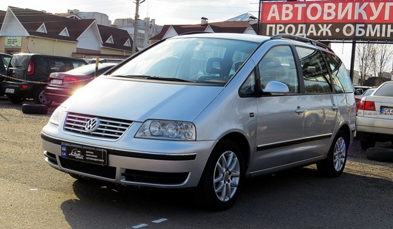 Volkswagen Sharan 2005 full