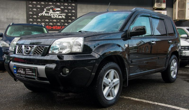 Nissan X-Trail 4WD dCi 2007 full