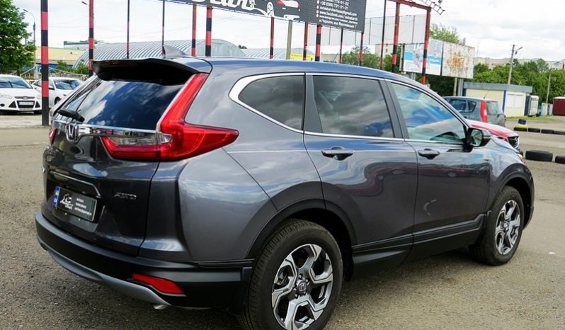 Honda CR-V 2018 full