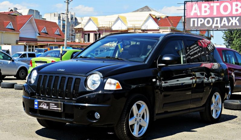 Jeep Compass LIMITED 2010 full