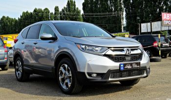 Honda CR-V 2019 full