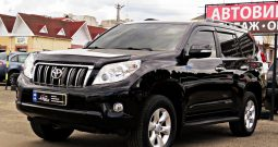 Toyota Land Cruiser Prado 150 2012