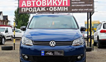 Volkswagen Touran 2012 full