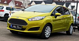 Ford Fiesta OFFICIAL 2014