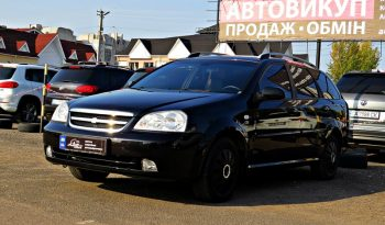 Chevrolet Nubira 2006 full