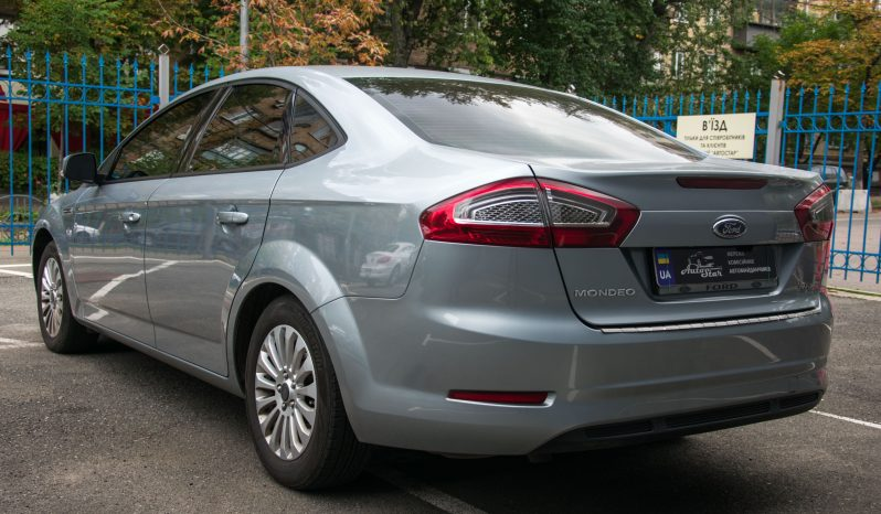 FORD MONDEO 2011 full