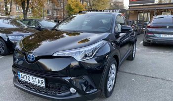 Toyota C-HR 2019 full