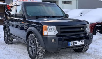 Land Rover Discovery 2007 full