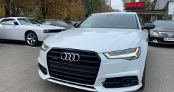 Audi A6 Competition 2017